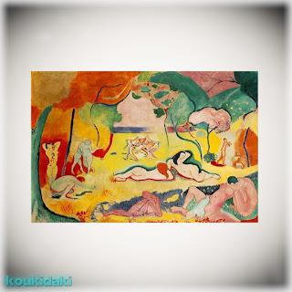 Henri Matisse - Joy of Life