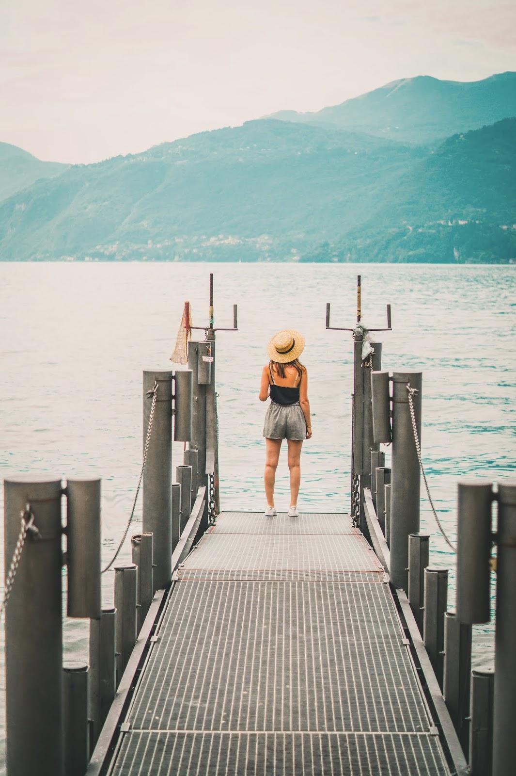 lac de come Varenna