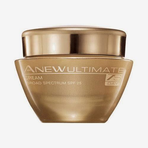 anti aging - anew ultimate skin care day cream