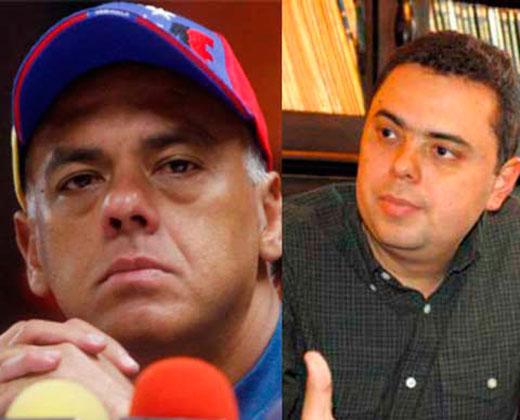 Ecarri a Jorge Rodríguez: ¿A qué te estás dedicando con la profanación de tumbas?