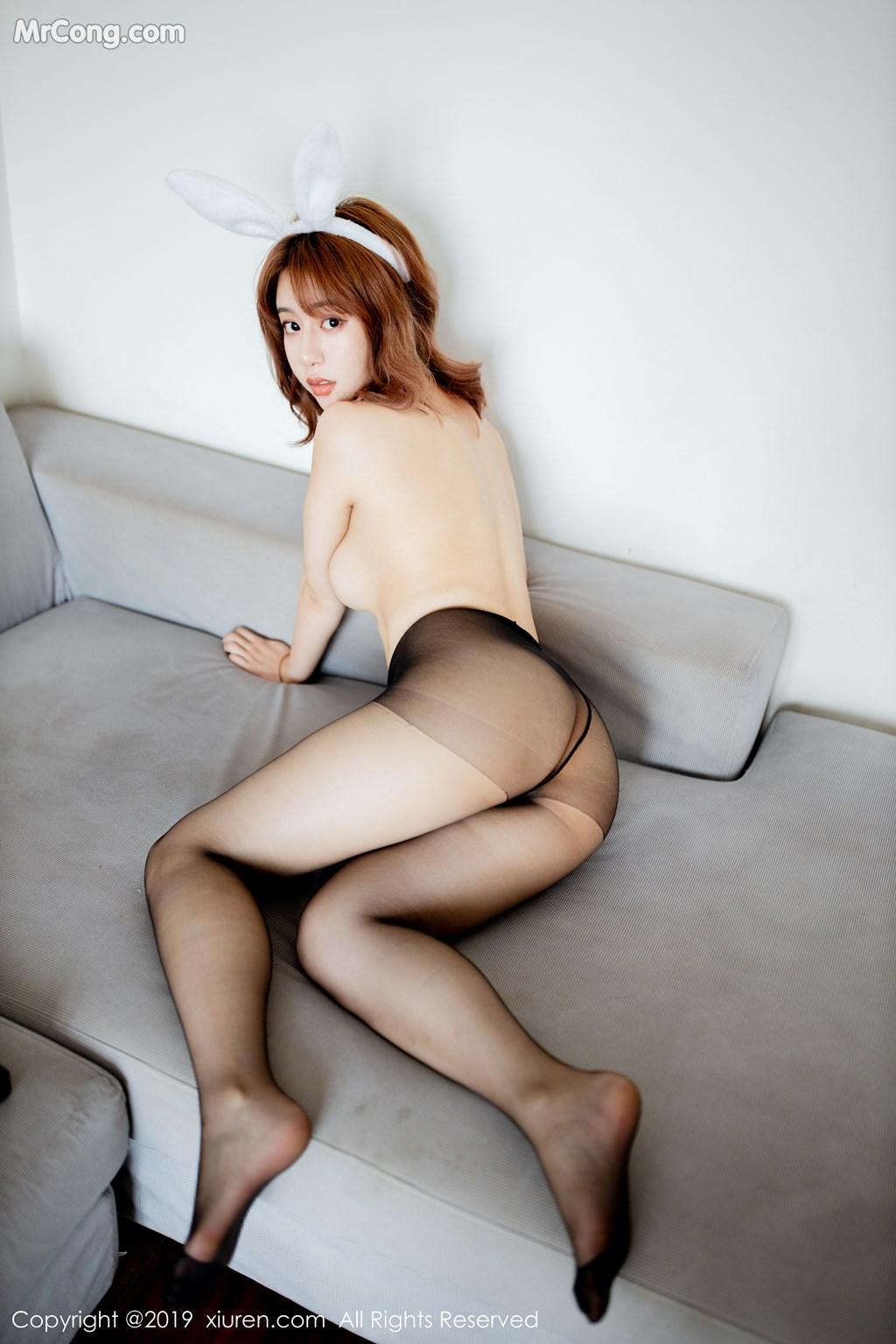 Image XIUREN-No.1654-NM-MrCong.com-039 in post XIUREN No.1654: 糯米NM (40 ảnh)