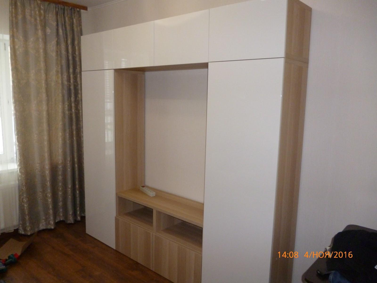 сборка кухни Ikea в москве и области фото