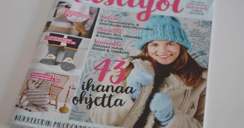 Hupsistarallaa Uusi lehti ja melkein mainittu blogi