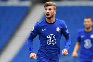 Timo Werner names 2 Chelsea players who have helped him settle in England