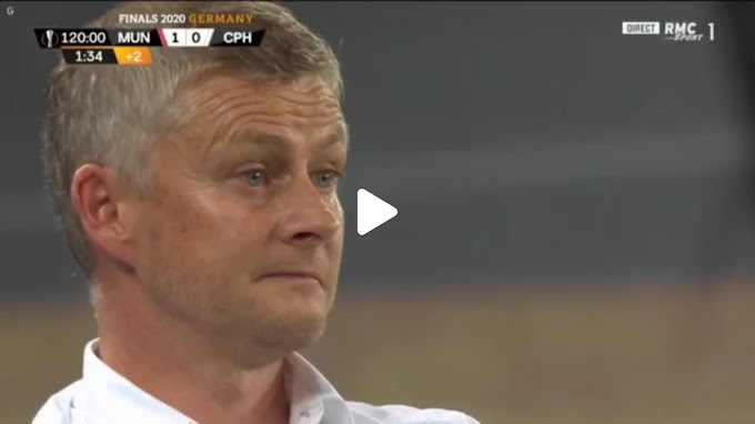 VIDEO: Man Utd v FC Copenhagen /  UEFA Europa League