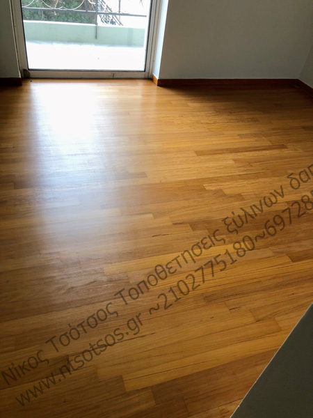 Συντήρηση ξύλινου πατώματος: Πως να ξανακάνω το ιρόκο πάτωμα μου καινούργιο;