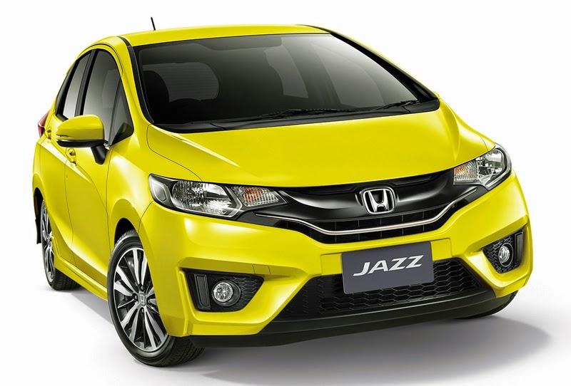 Honda Jazz terbaru