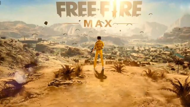 free fire max 8.0 randy rangers