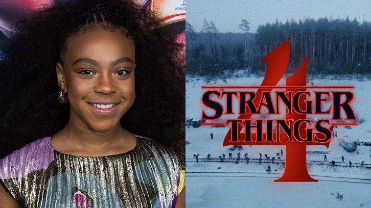 Stranger Things - Season 4 - Priah Ferguson Promoted to Series Regular