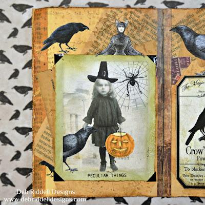 Halloween Folio Insert Page 4