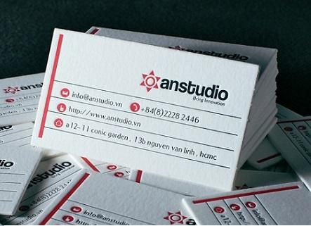 Bạn đã biết 1 hộp card visit bao nhiêu cái chưa?
