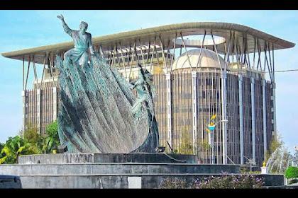 Inilah Daftar Kabupaten dan Kota Terbesar di Provinsi Riau Indonesia