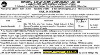 mecl-nagpur-Recruitment