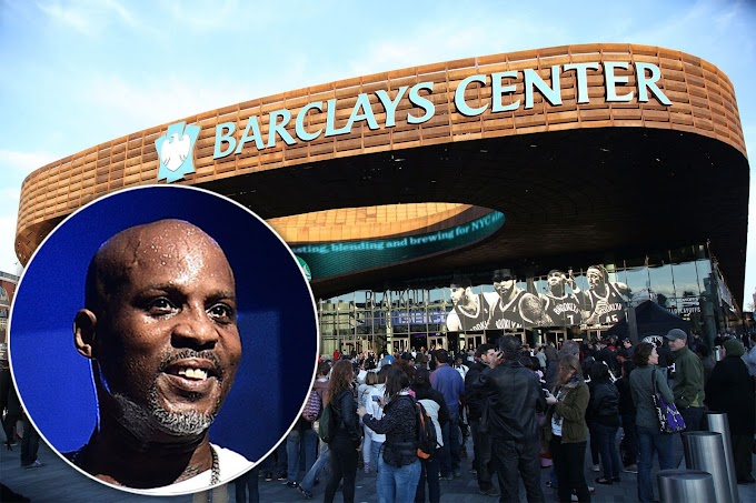 GX GOSSIP: DMX's public memorial to be held at The Barclays Center on April 24