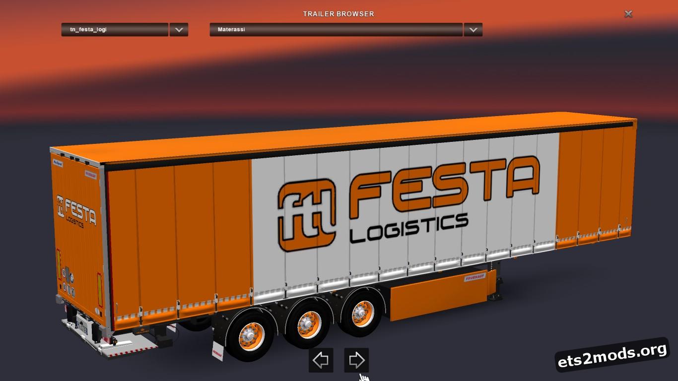 Festa Trasporti Logistics Combo Pack