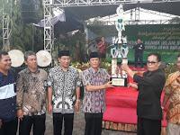 Kabupaten Ciamis Sabet Juara Umum Pentas PAI SD  2018