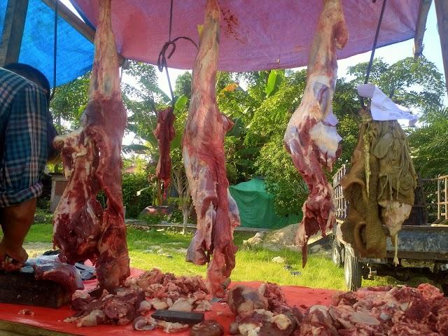 Harga Daging Meugang di Langsa Capai Harga Per Kilo Rp170.000 Rupiah