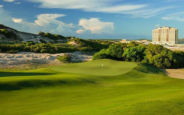 The Grand Hồ Tràm có 1 trong những sân Golf lớn nhất Vũng Tàu
