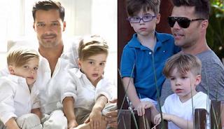 Ρίκι Μάρτιν: «Εύχομαι και οι δύο γιοι μου να είναι ομoφυλόφιλοι»