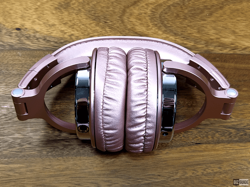 OneOdio Pro 10 Review - Affordable DJ headphones with great looks and pro-like drivers!