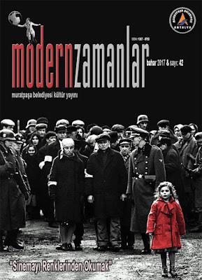 Modern Zamanlar, 42. Sayı (Bahar) - Schindler's List