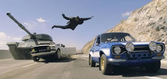 All Fast & Furious Movies Ranked