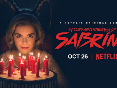 Tv Series: Chilling Adventures of Sabrina - Season 1 Episode 10 (Finale)