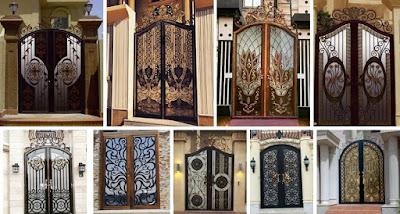 22 Luxury Outdoor Entrances Door Designs & Dwell Of Decor: 22 Luxury Outdoor Entrances Door Designs Pezcame.Com