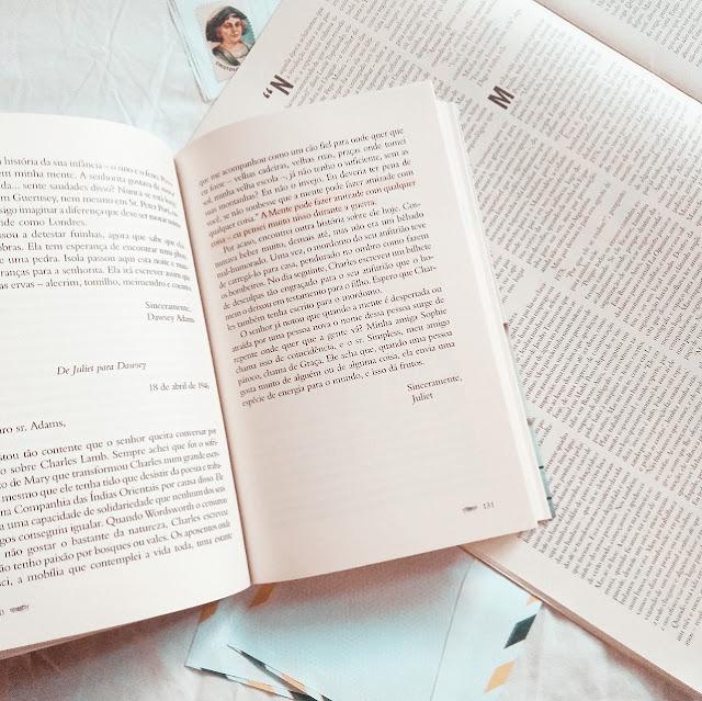 livro a sociedade literaria e a torta de casca de batata