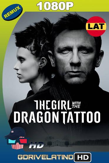La Chica del Dragón Tatuado (2011) BDRemux 1080p Latino-Ingles MKV