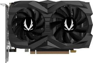 Zotac GTX 1660 ti 6Gb graphics card
