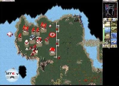 من داخل تحميل لعبة Red Alert 1 كاملة للكمبيوتر من ميديا فاير