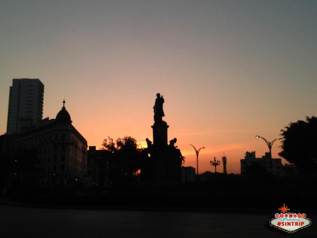 Dia 9: Cidade do México (México) - Voltando ao Brasil