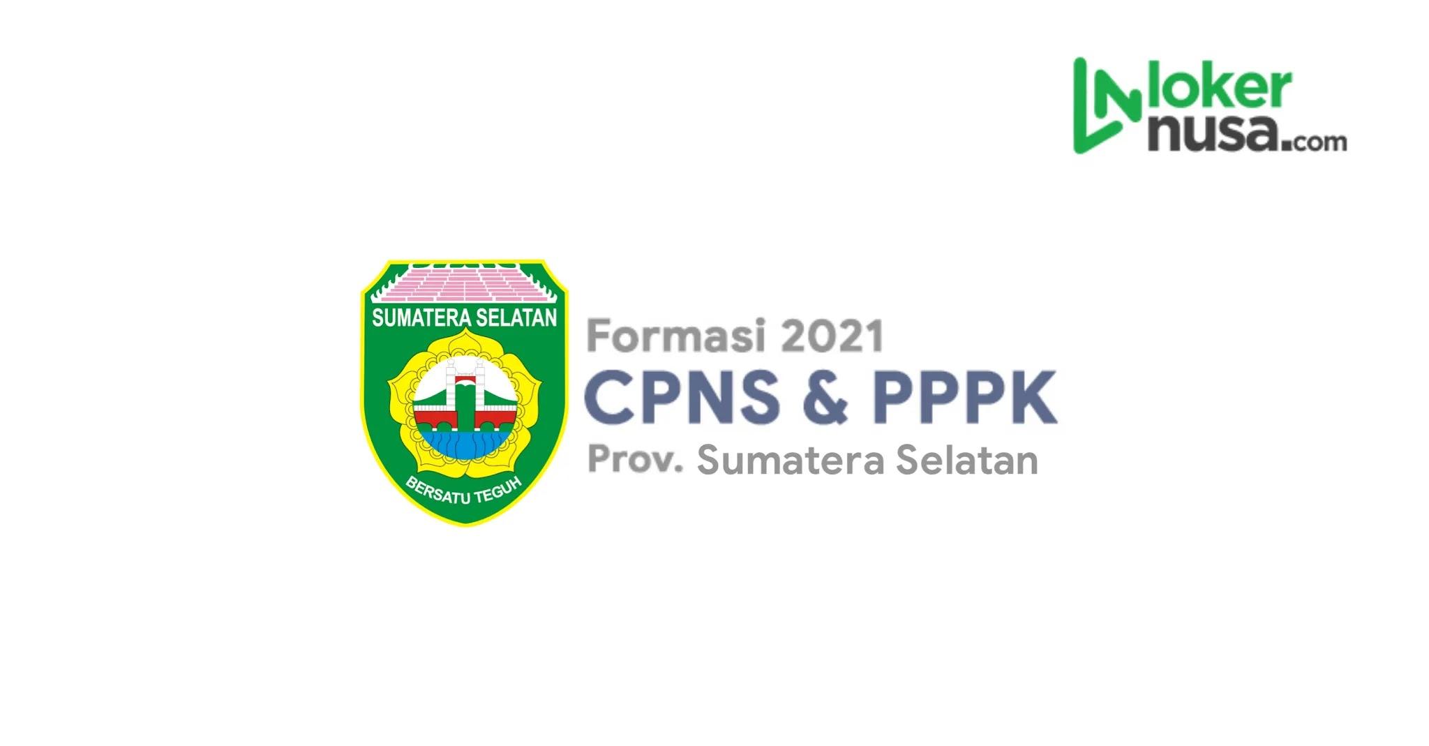 CPNS Sumatera Selatan