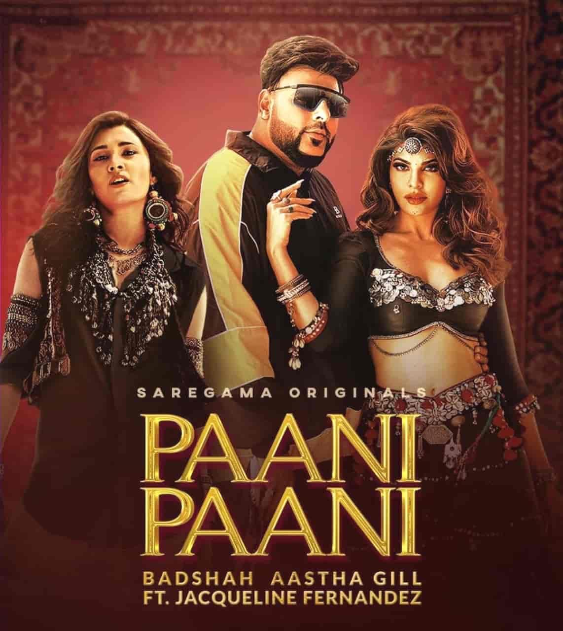 Paani Paani Rap Song Lyrics Badshah Ft. Jacqueline Fernandes