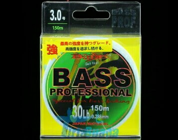 Senar Pancing Blood Bass Professional