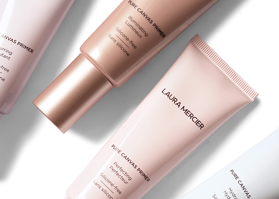 Laura Mercier Pure Canvas Primers Review