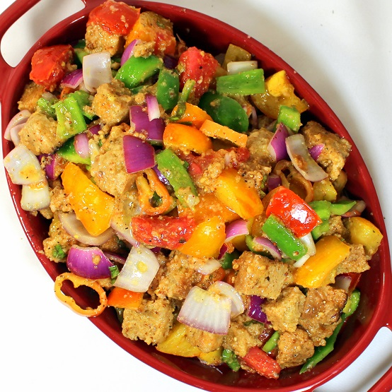 52 Ways To Cook: Panzanella Beer Bread And Tomato Salad