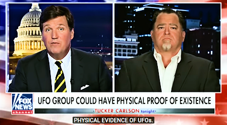 Is UFO Material Extraterrestrial? Science Will Tell Us, Says Luis Elizondo, Director of Special Programs at TTSA