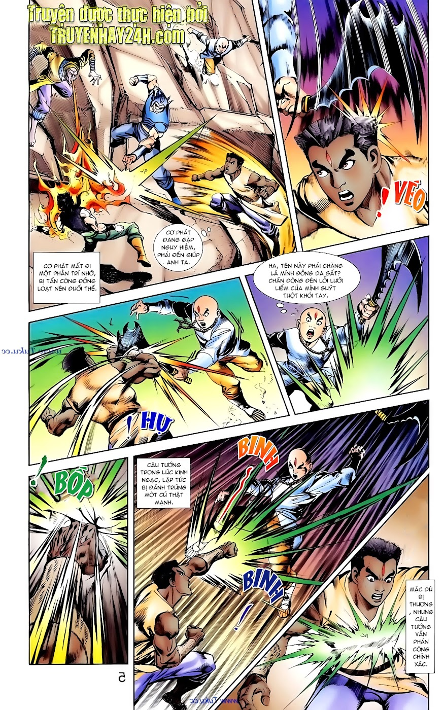 Cơ Phát Khai Chu Bản chapter 92 trang 9