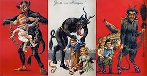 Krampus, el terror de la Navidad