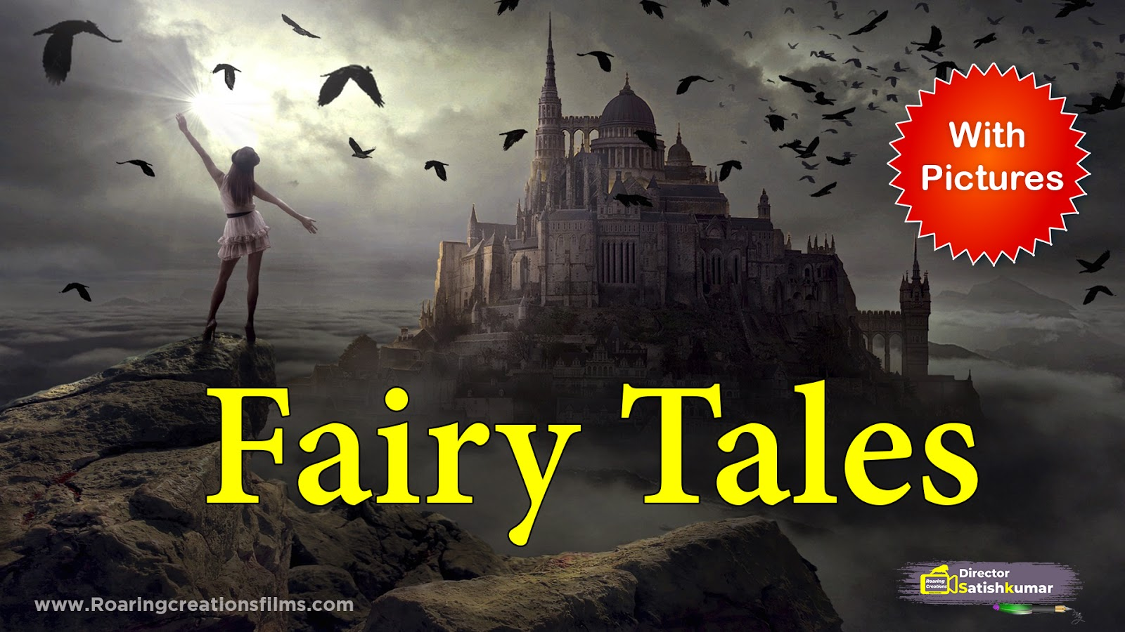 Fairy Tales in English - Fictional Stories in English