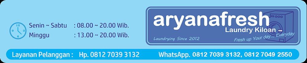 Aryana Laundry Batam