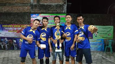 """Turnamen Sepak Takraw """"FATAHILLAH CUP 2019"""", Diikuti 36 Tim Se-Karesidenan Kedu"""