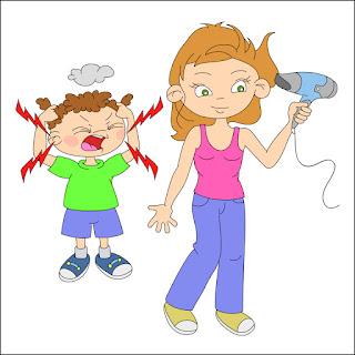 La hipersensibilidad auditiva es muy común en el autismo