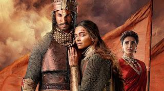 Ranveer Singh, Deepika Padukone, Priyanka Chopra
