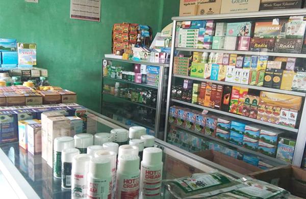 Toko herbal Termurah dan terlengkap di Rumah Herbal Al Liwa