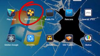 Cara Memasang Game PSP Di Android