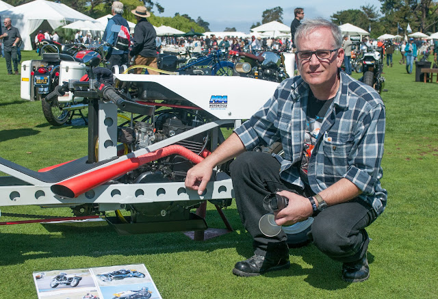 Robert Horn RoHorn Two Wheel Steering Recumbent Racer The Quail 2019