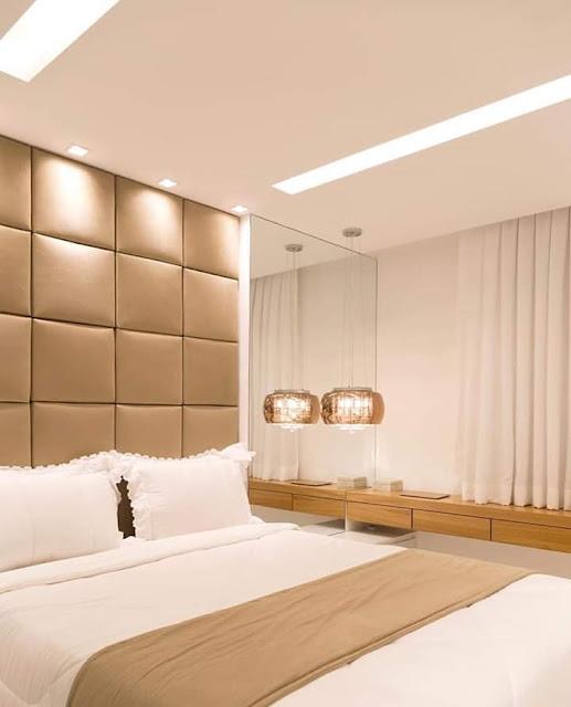 تصميمات هادئة ودافئة لغرف النوم يا محلاها